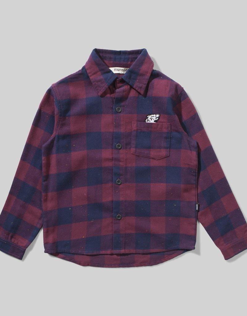 Hakuba flannel shirt