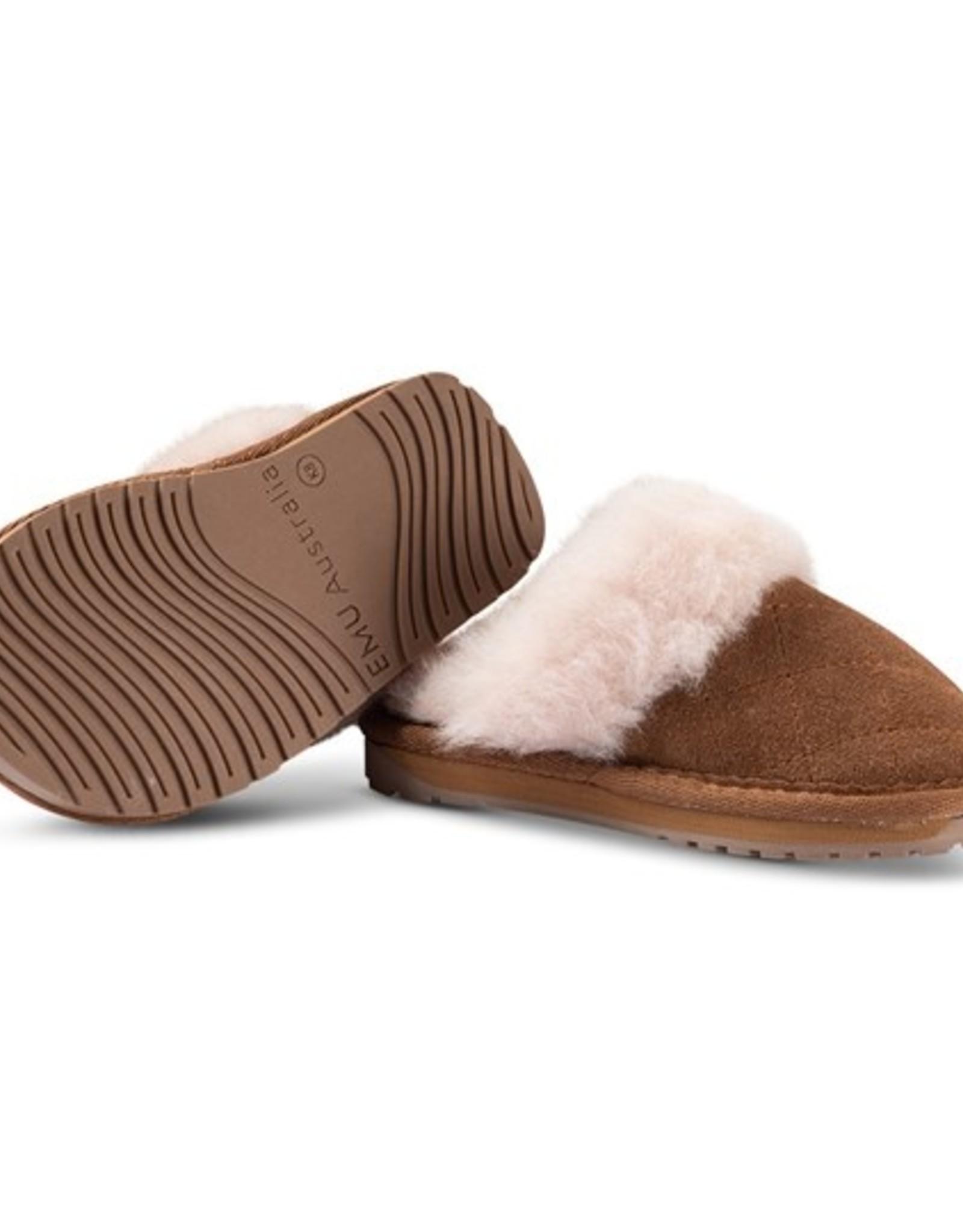 Emu Jolie Quilt Slippers
