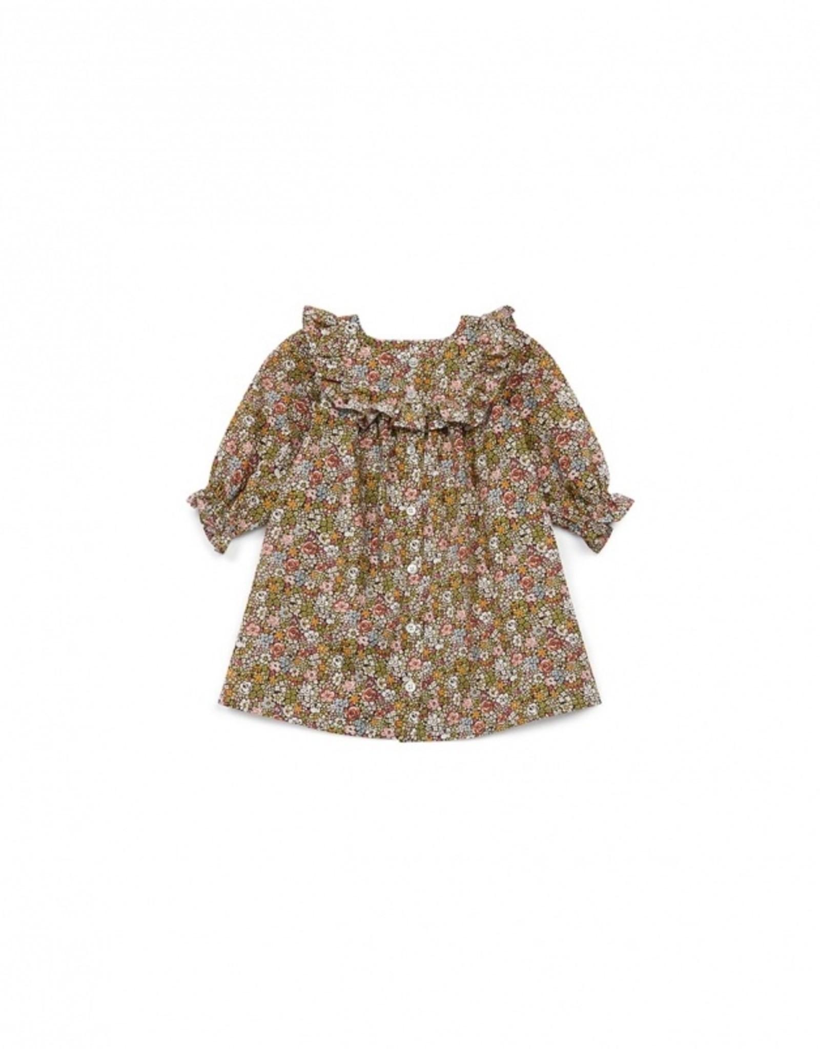 Bonton Robe pour bébé Rose