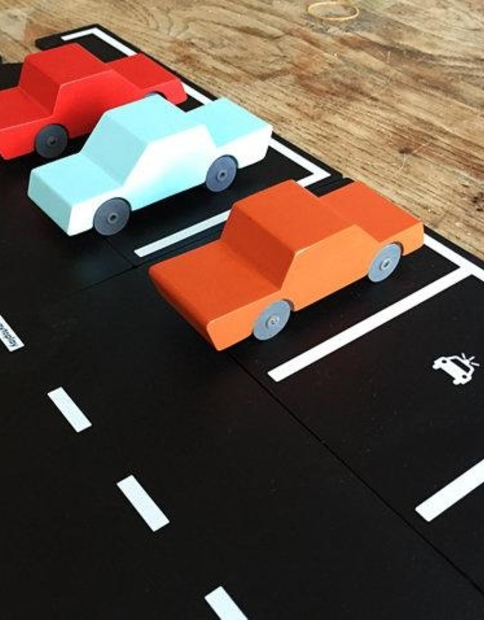 waytoplay Parkings Extension Set