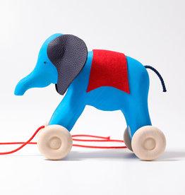 Grimm's Otto, l'éléphant roulant
