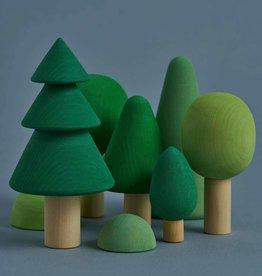 Raduga Grëz Ensemble forêt en bois
