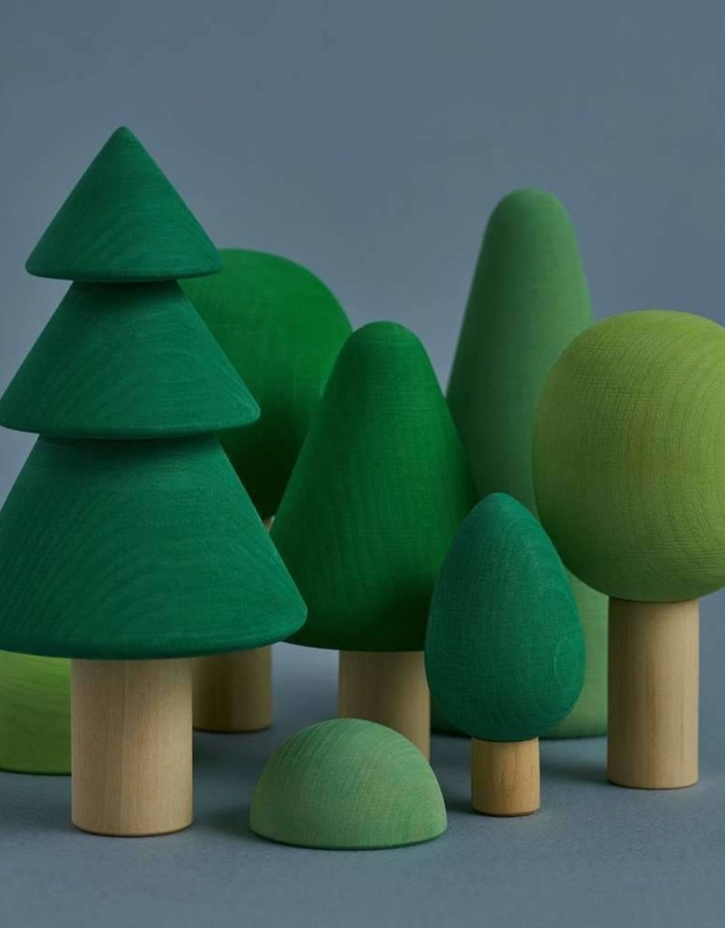 Raduga Grëz Forest set