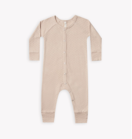 Quincy Mae Pointelle jumpsuit