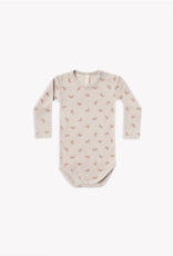 Quincy Mae Ribbed bodysuit