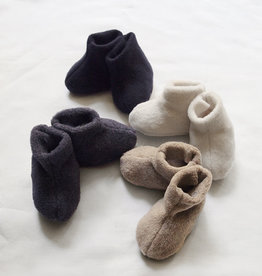 Makié Newborn Fleece Booties