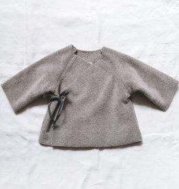 Makié Fleece kimono jacket