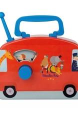 Bus musical cirque