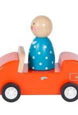 Jeanne's car
