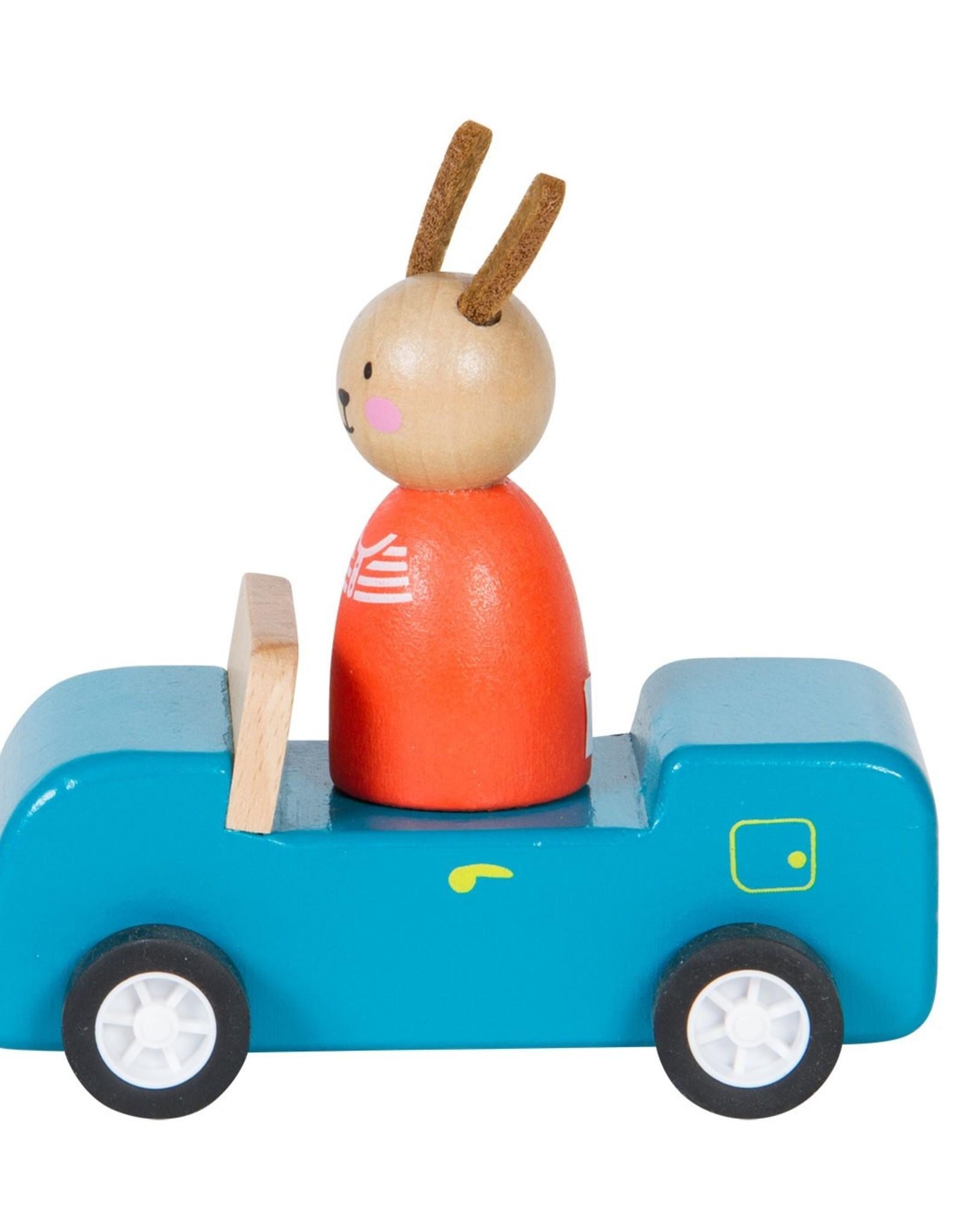 Sylvain's car