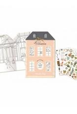 Les Parisiennes Sticker Book
