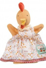Marionnette Felicie la poule