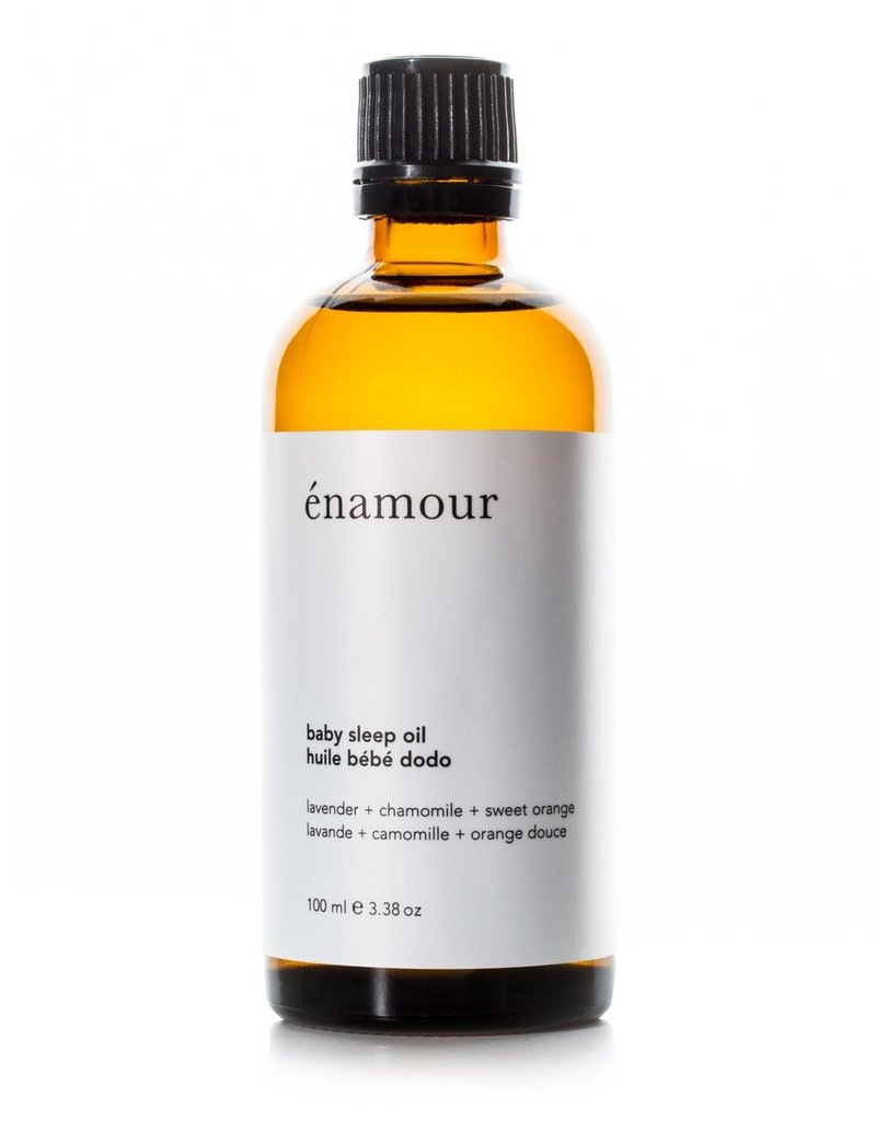 énamour Baby sleep oil