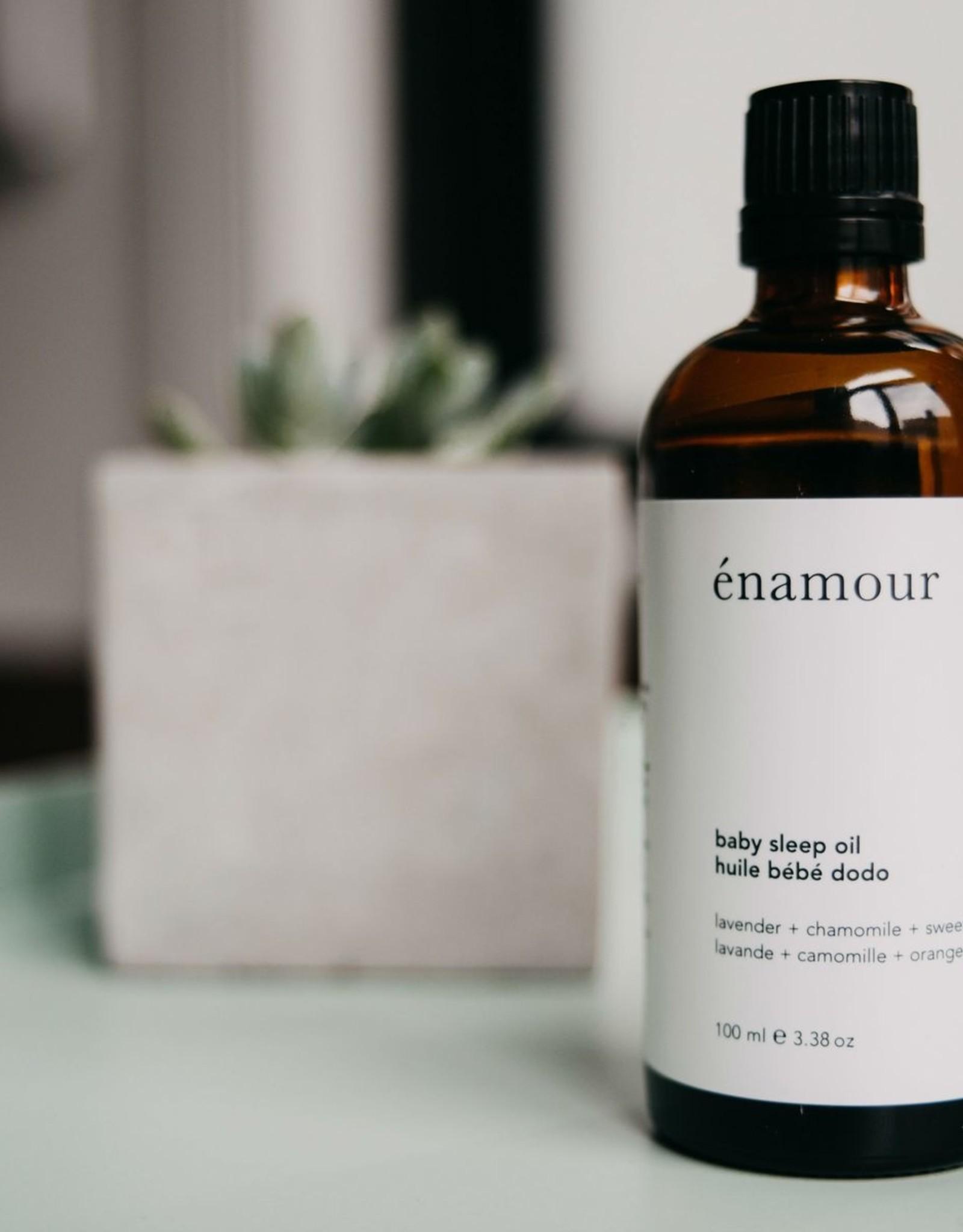 énamour Baby sleep oil