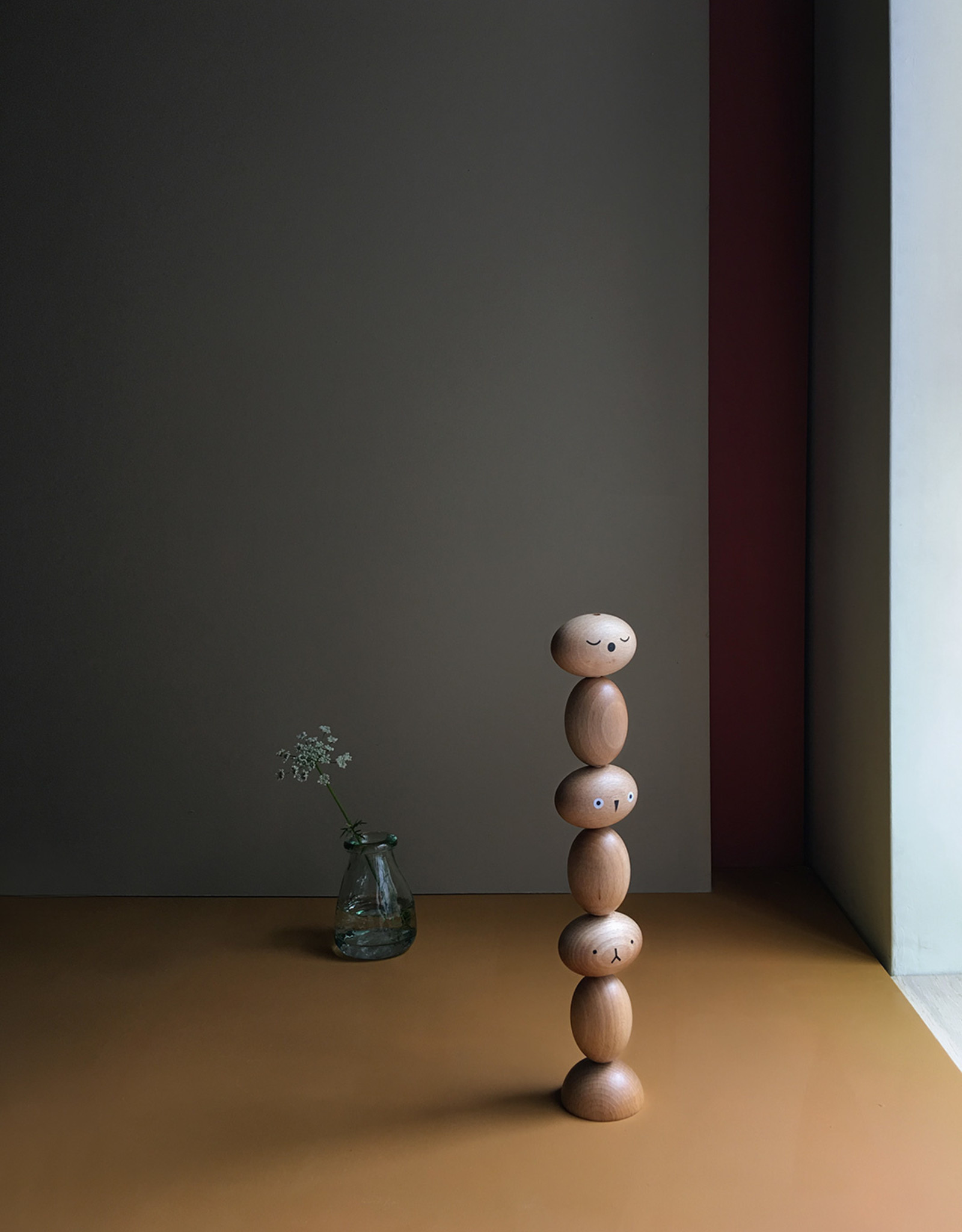Rock and Pebble Toto le totem