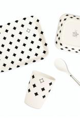 Younglux Bamboo Fiber Tableware gift set