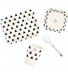 Bamboo Fiber Tableware gift set
