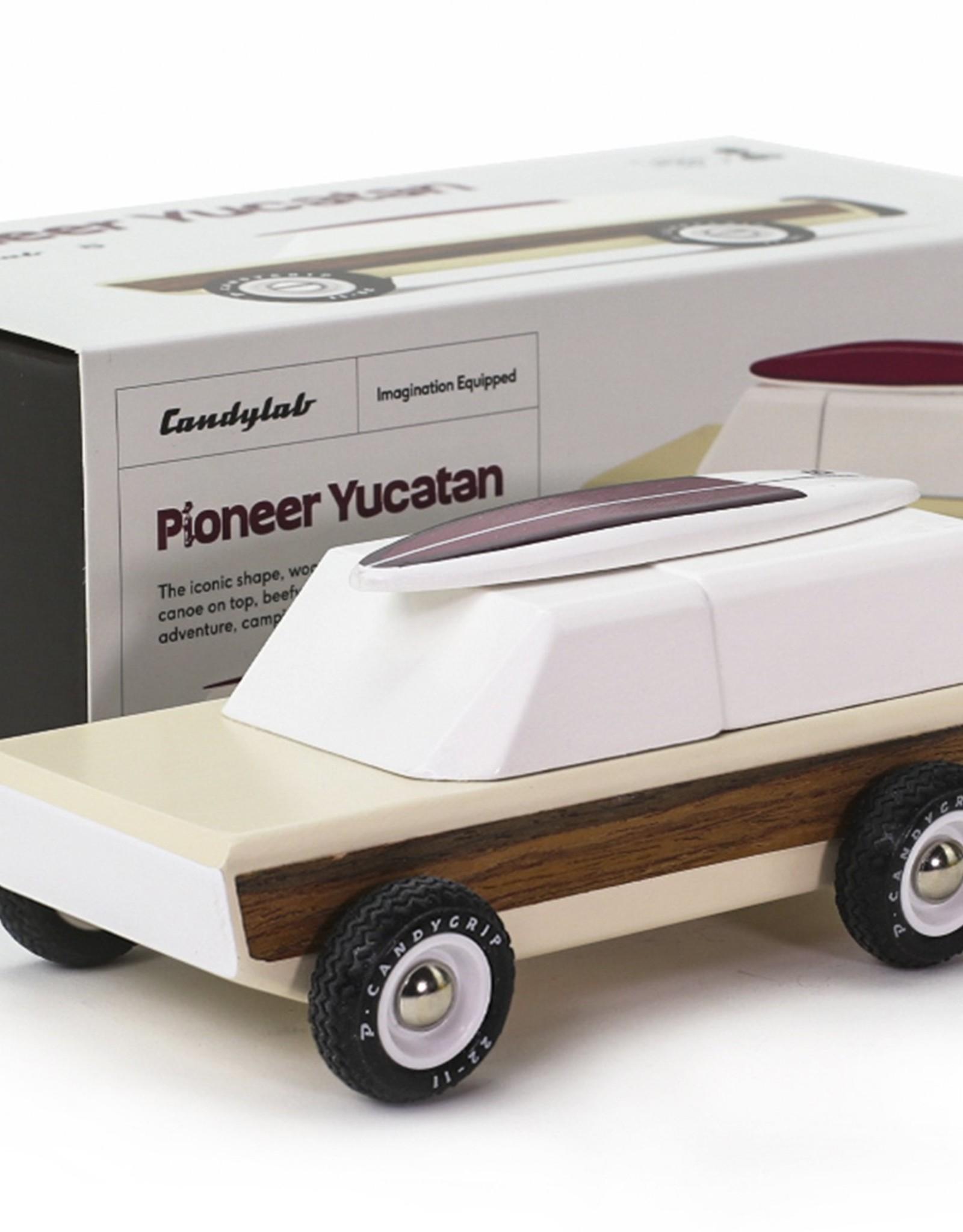 candylab Pioneer Yucatan