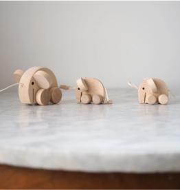 Sarah and Bendrix Mabel - Éléphants à tirer