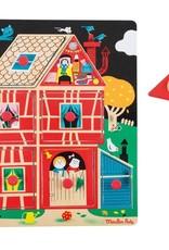 House peg puzzle