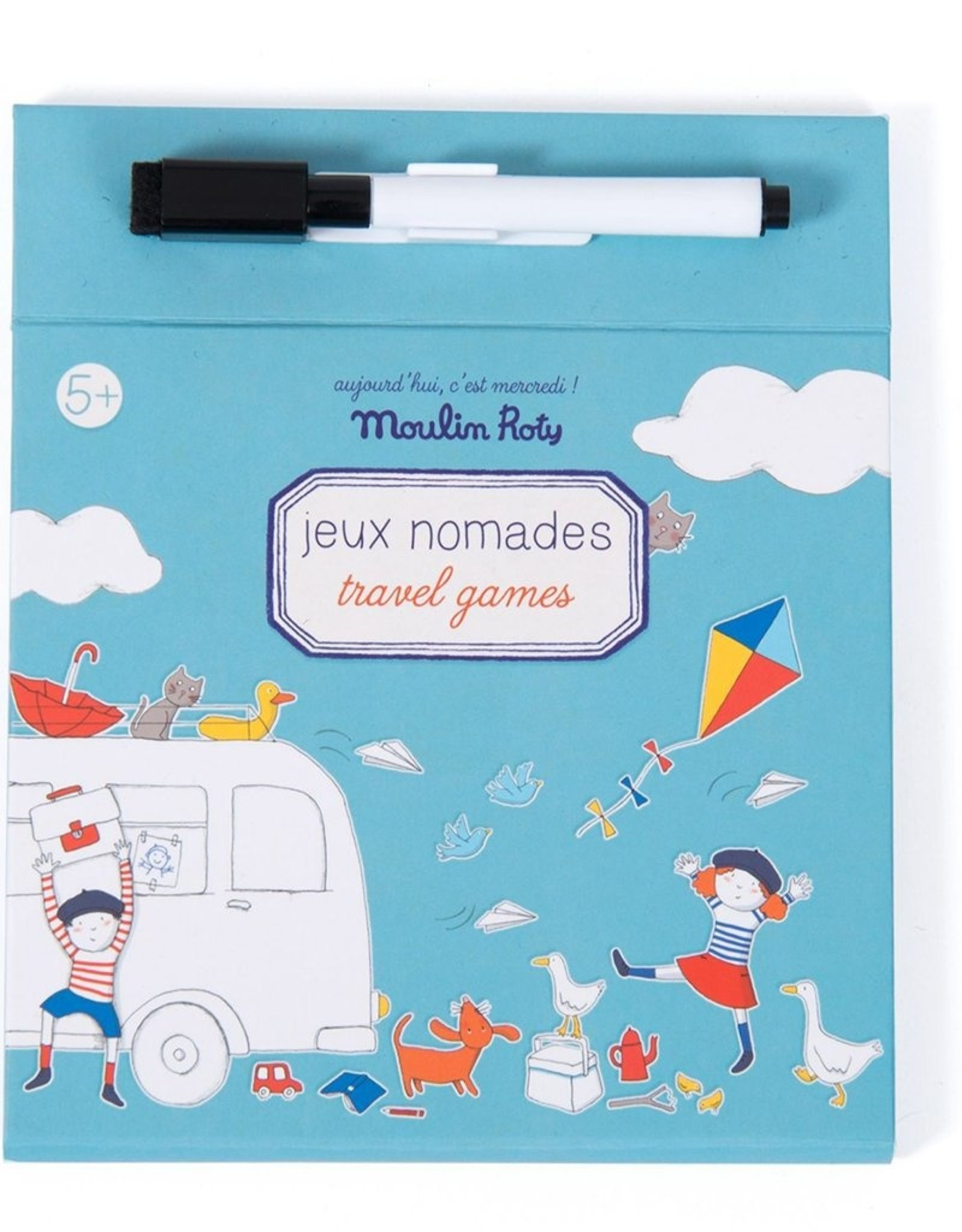 Moulin Roty Travel Games