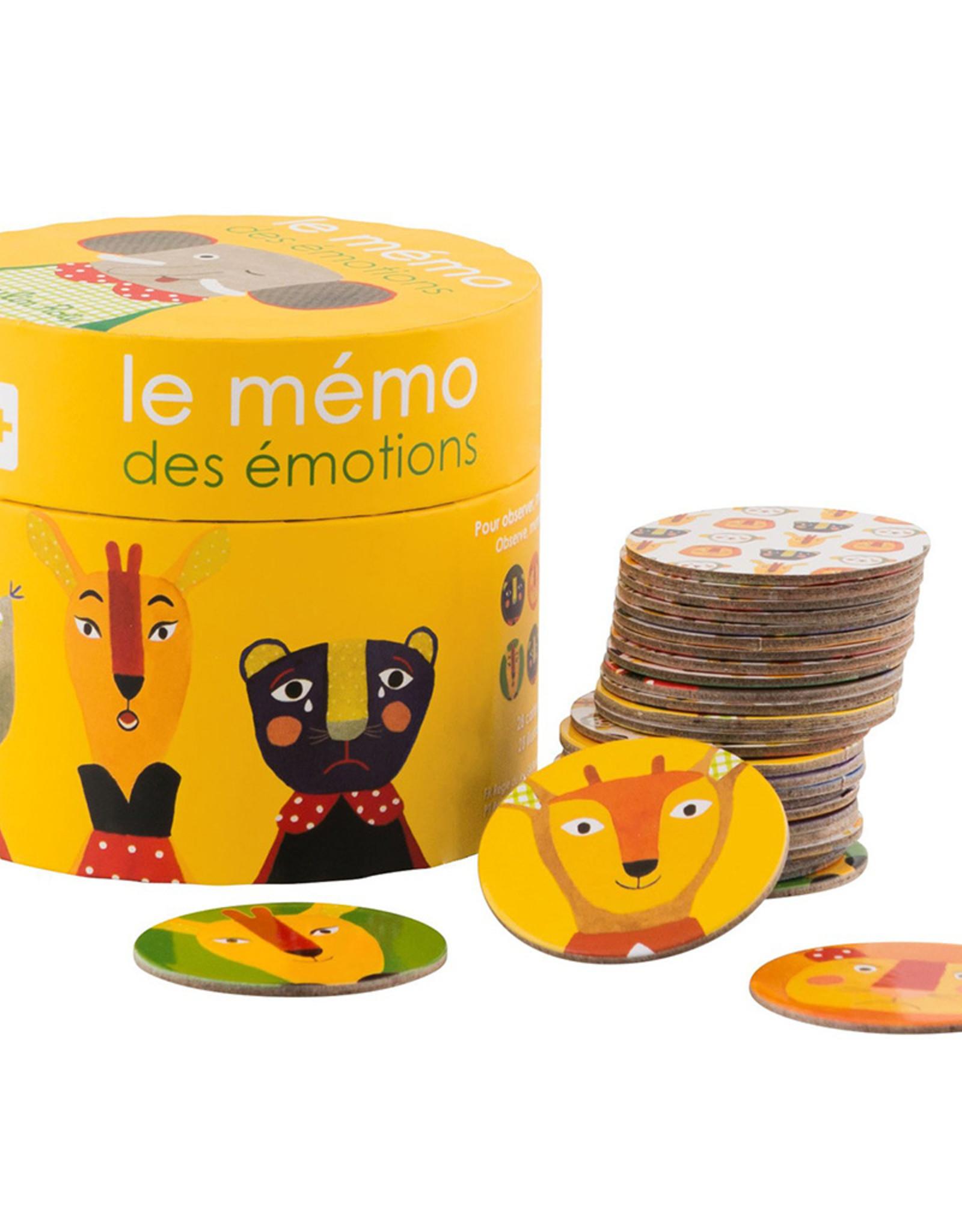 Moulin Roty Mémo des émotions