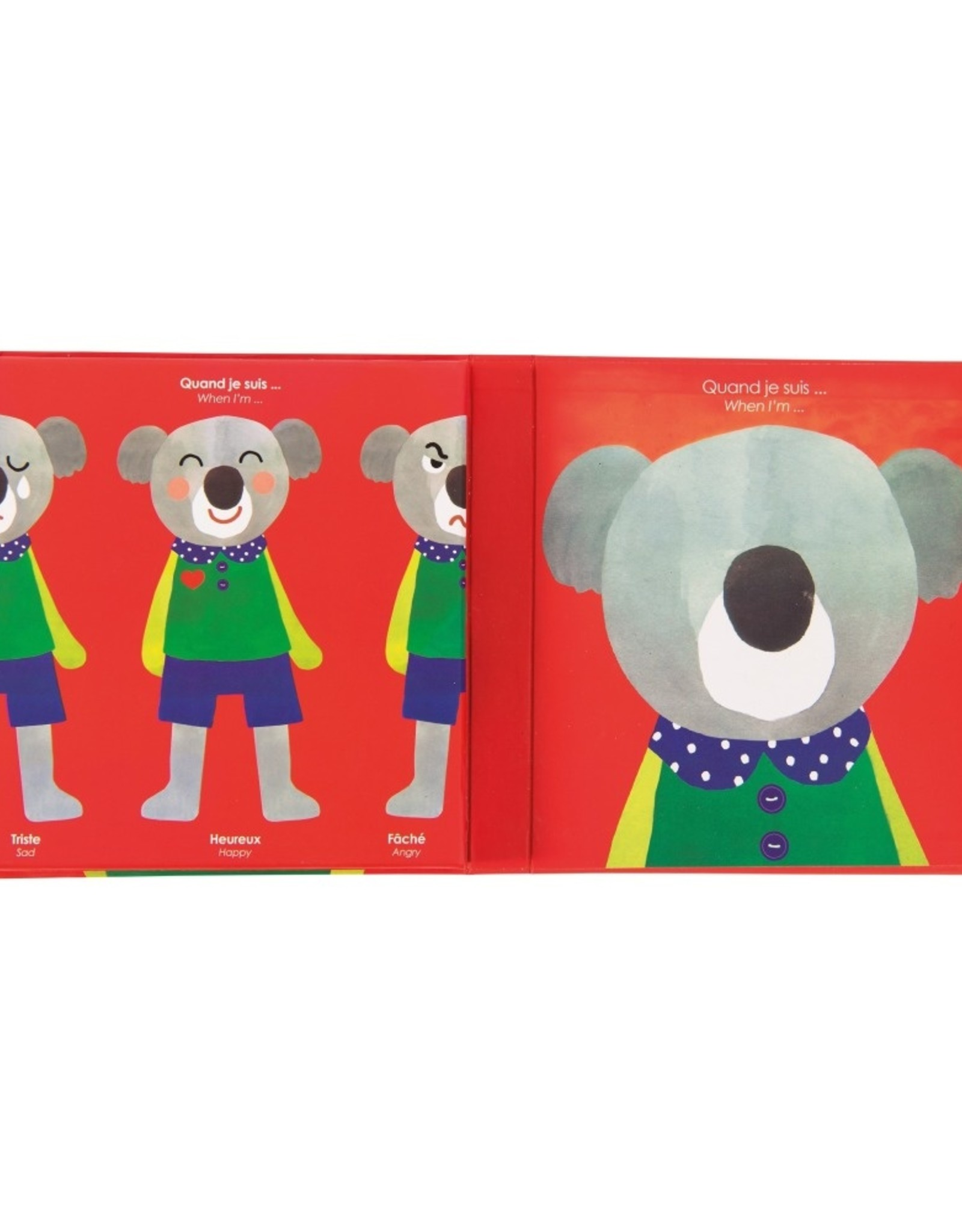 Moulin Roty Magnetic Game