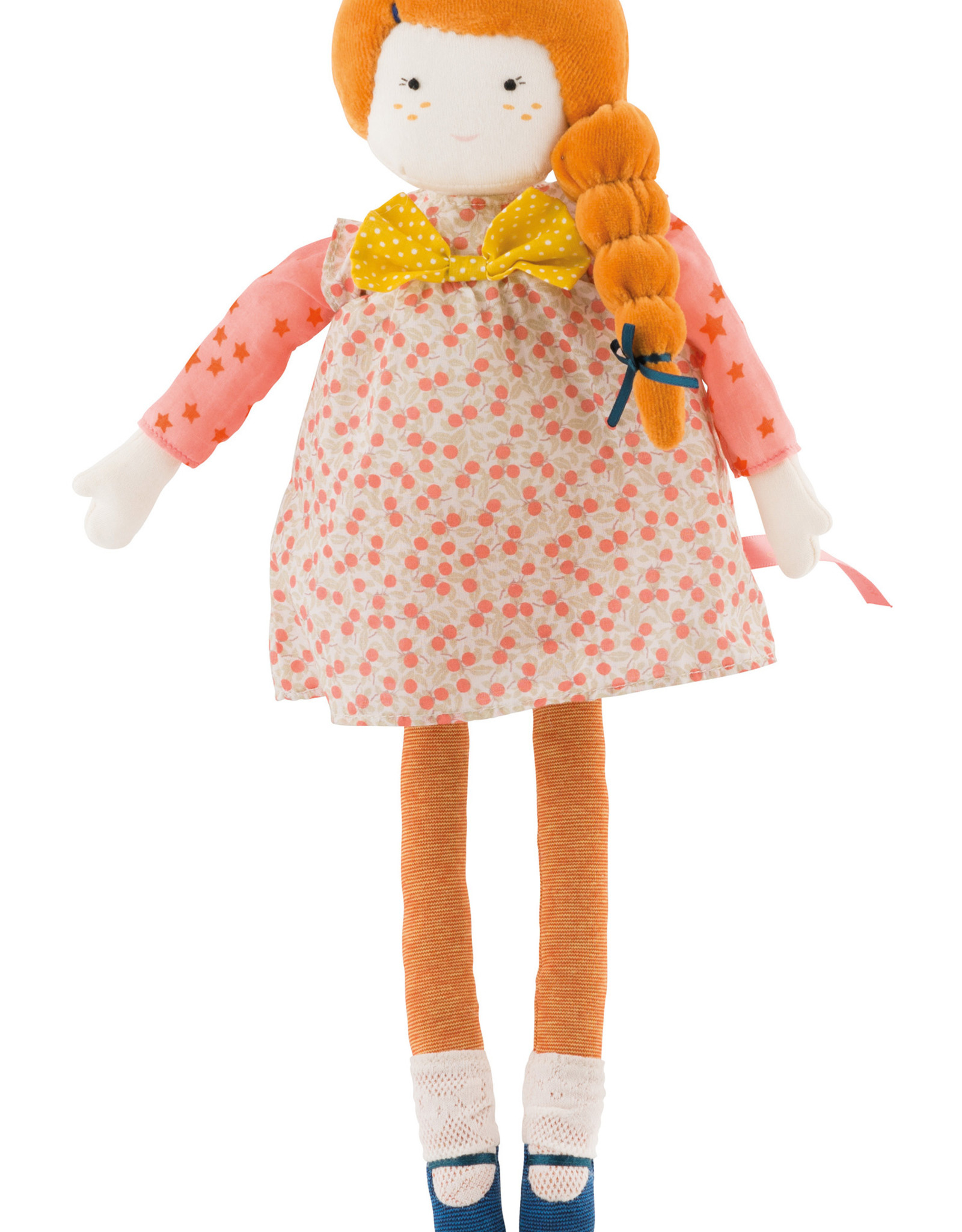 Moulin Roty Mademoiselle Colette doll - Les Parisiennes