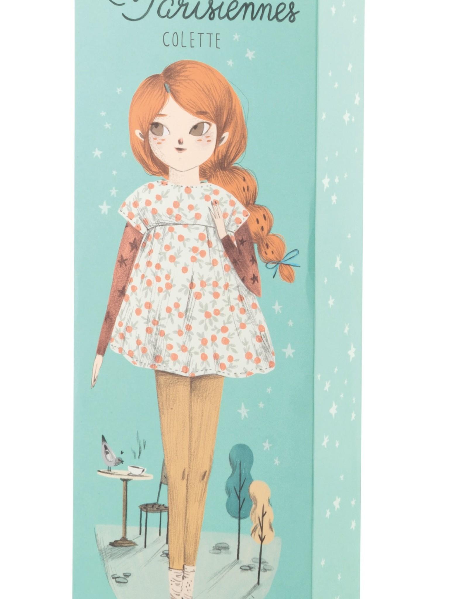 Mademoiselle Colette doll - Les Parisiennes