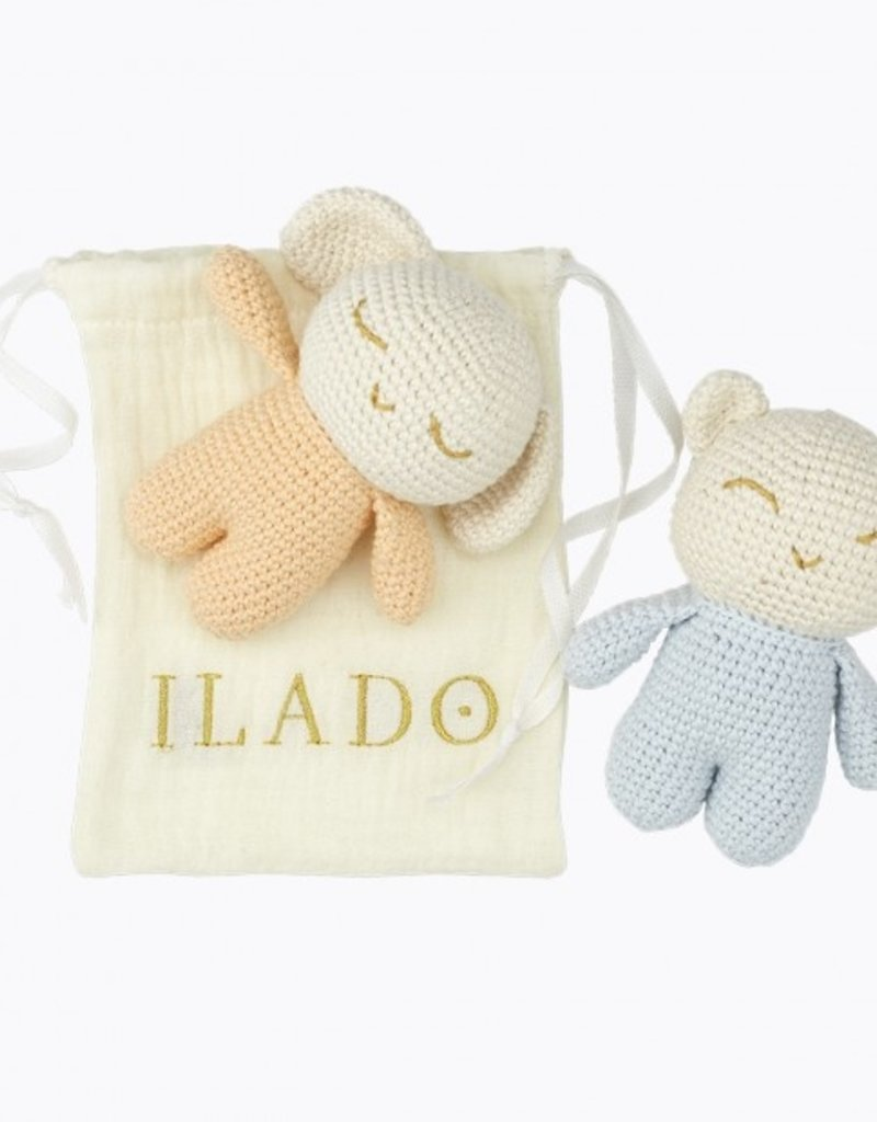 Ilado The angel caller rattle - Bear
