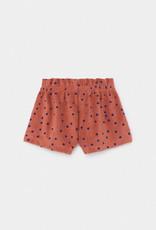 Shorts, dots print