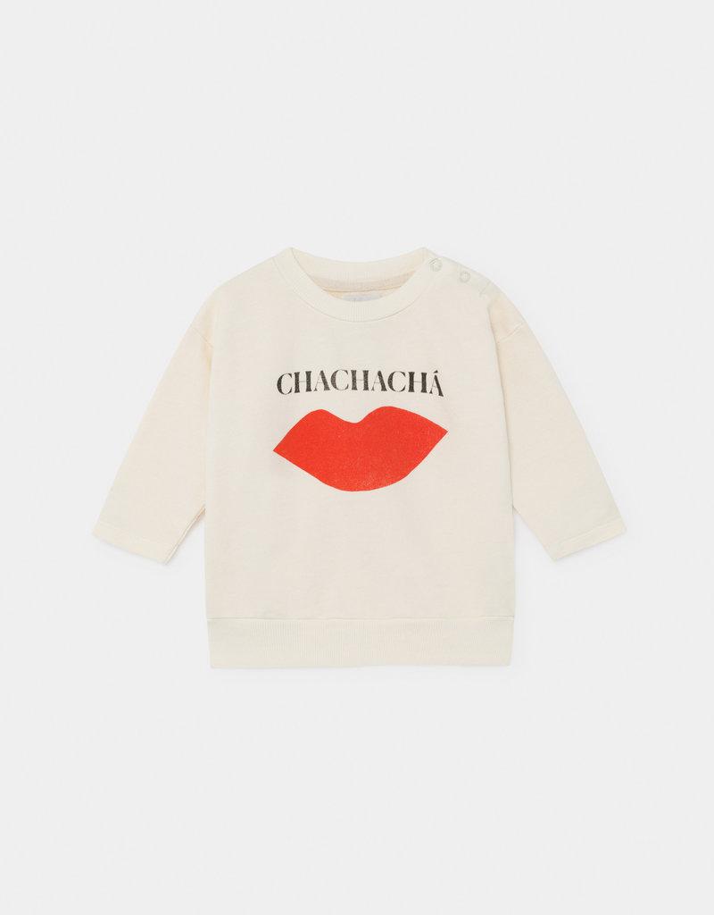 Chandail pour bébé Chachacha kiss
