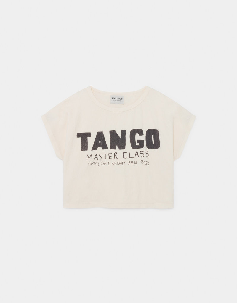 T-shirt crop Tango