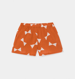 Bobo Choses All Over Bow Woven Shorts