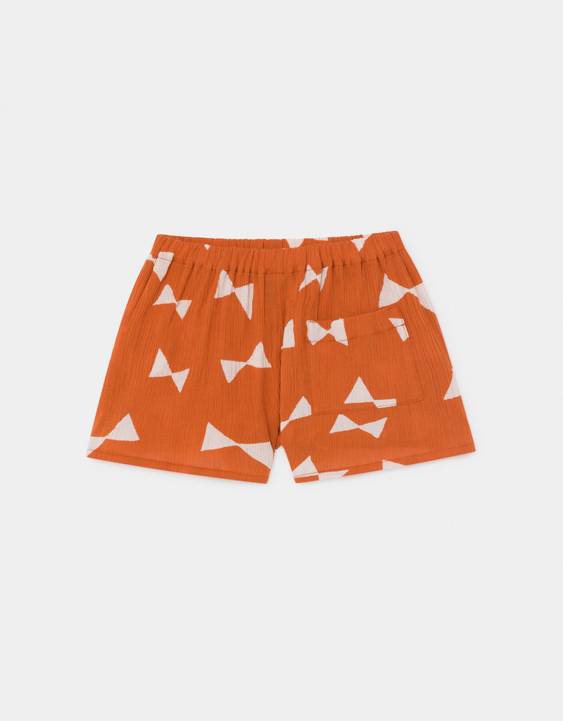 All Over Bow Woven Shorts