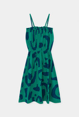 Robe, motifs abstraits