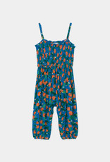 All Over Oranges Woven Overall