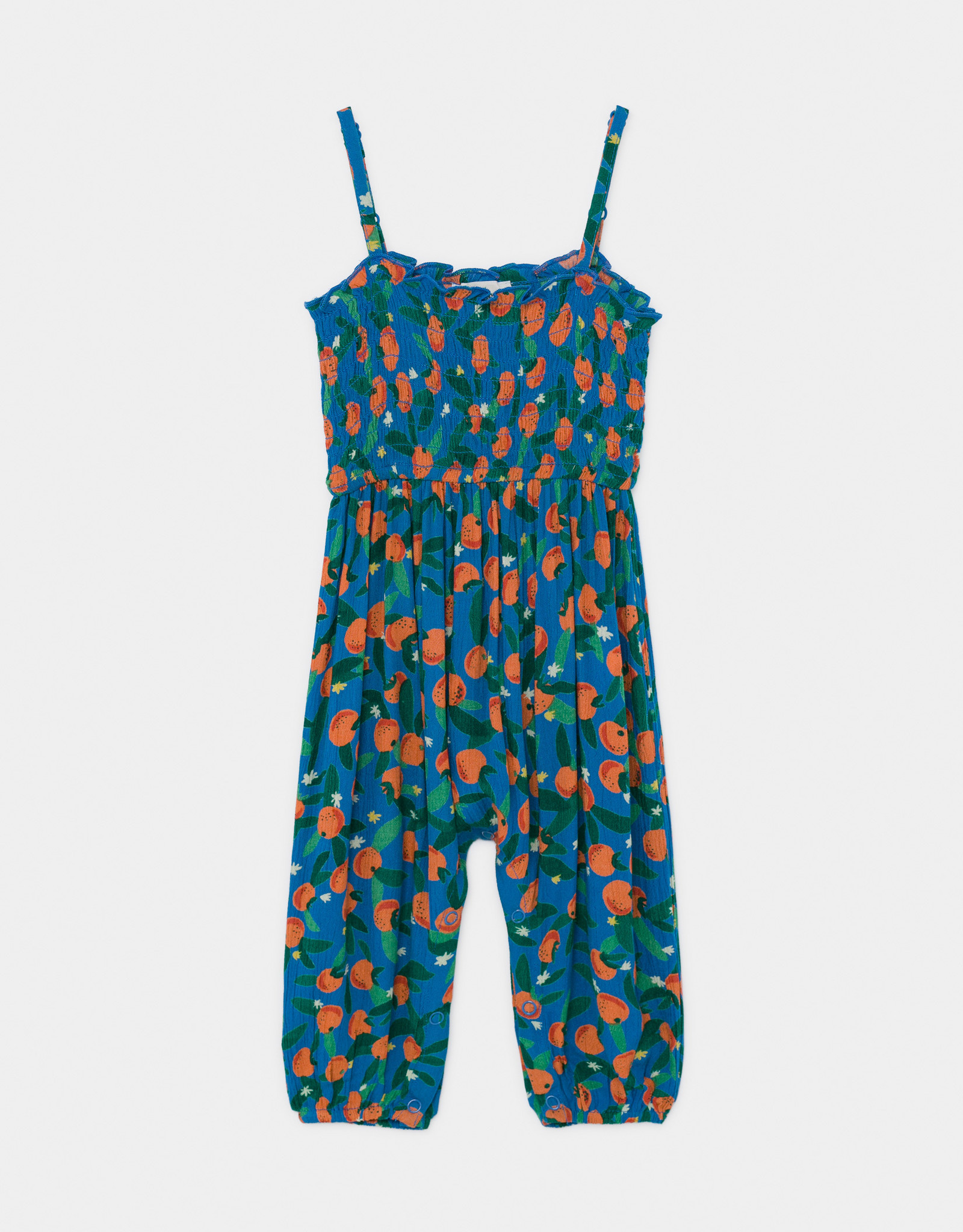 Bobo Choses All Over Oranges Woven Overall