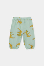 Pantalon, imprimé léopards