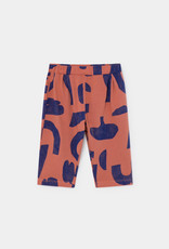 Pantalon, motifs abstraits