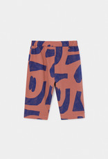 Abstract Jersey Trousers
