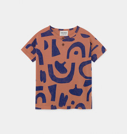 Bobo Choses T-shirt, motifs abstraits