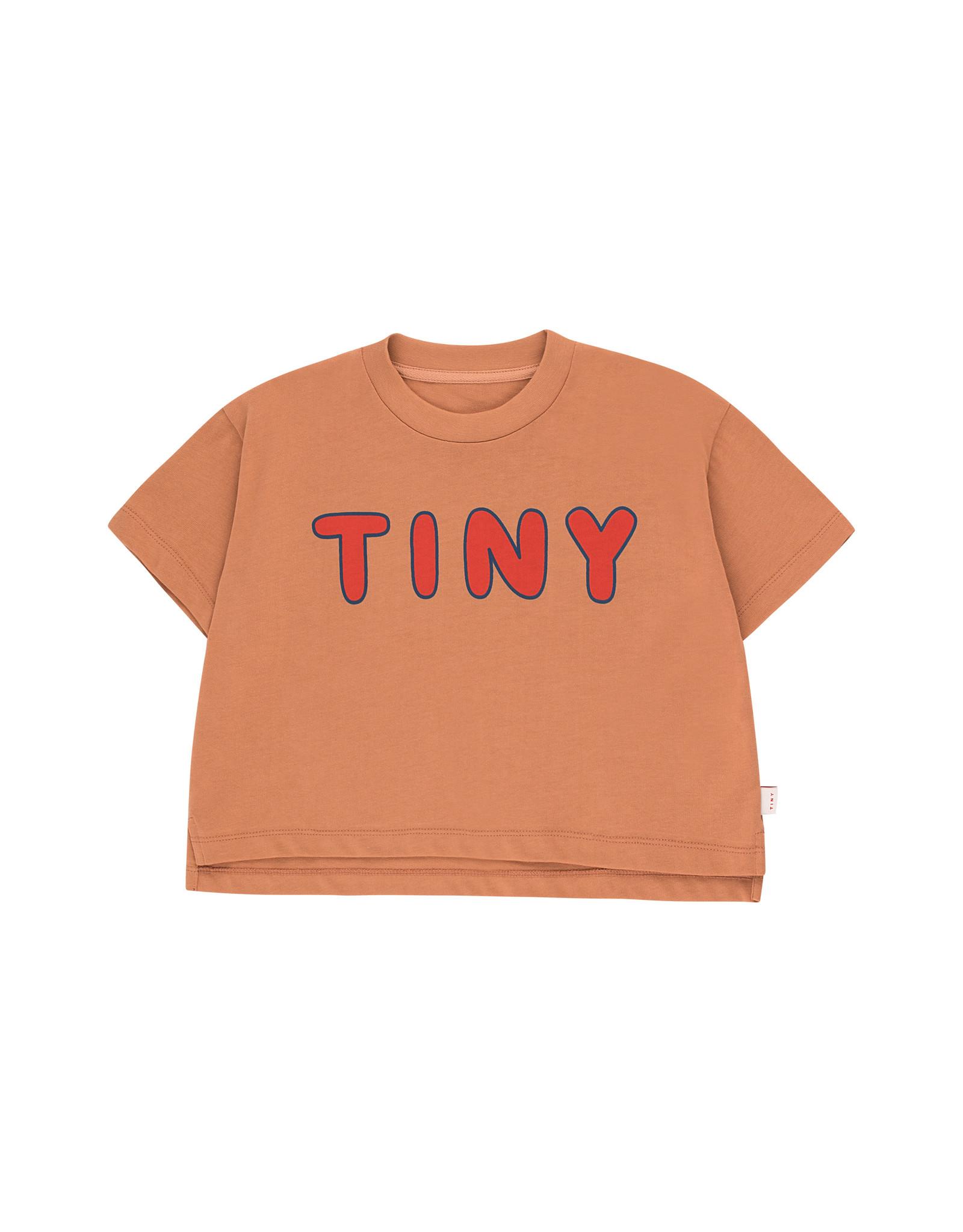 """Tinycottons """"Tiny"""" crop tee"""