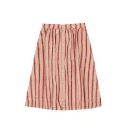 """""""Retro stripes"""" midi skirt"""