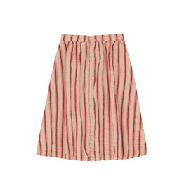 """Tinycottons """"Retro stripes"""" midi skirt"""