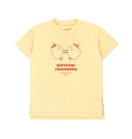 "Tinycottons T-shirt ""Giovanni Pomodoro"""