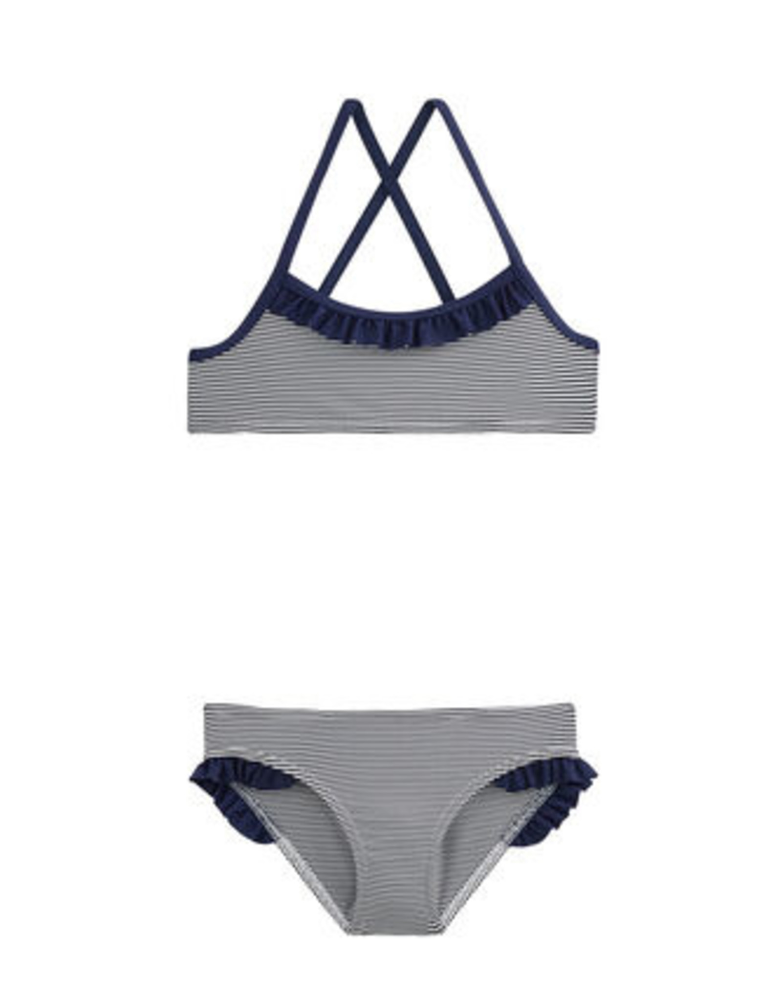 Petit Bateau Two-Piece Swimsuit