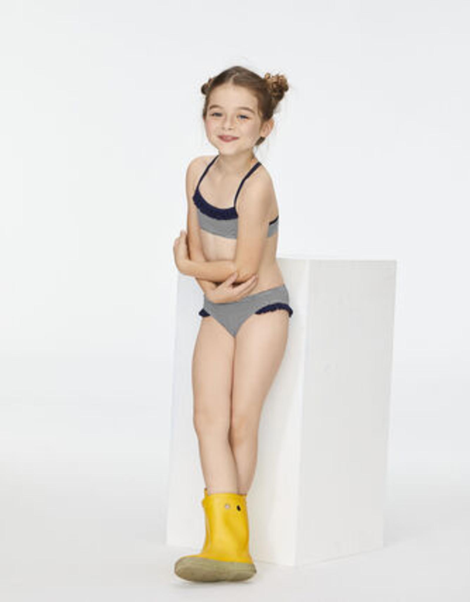 Petit Bateau Two-Piece Swimsuit