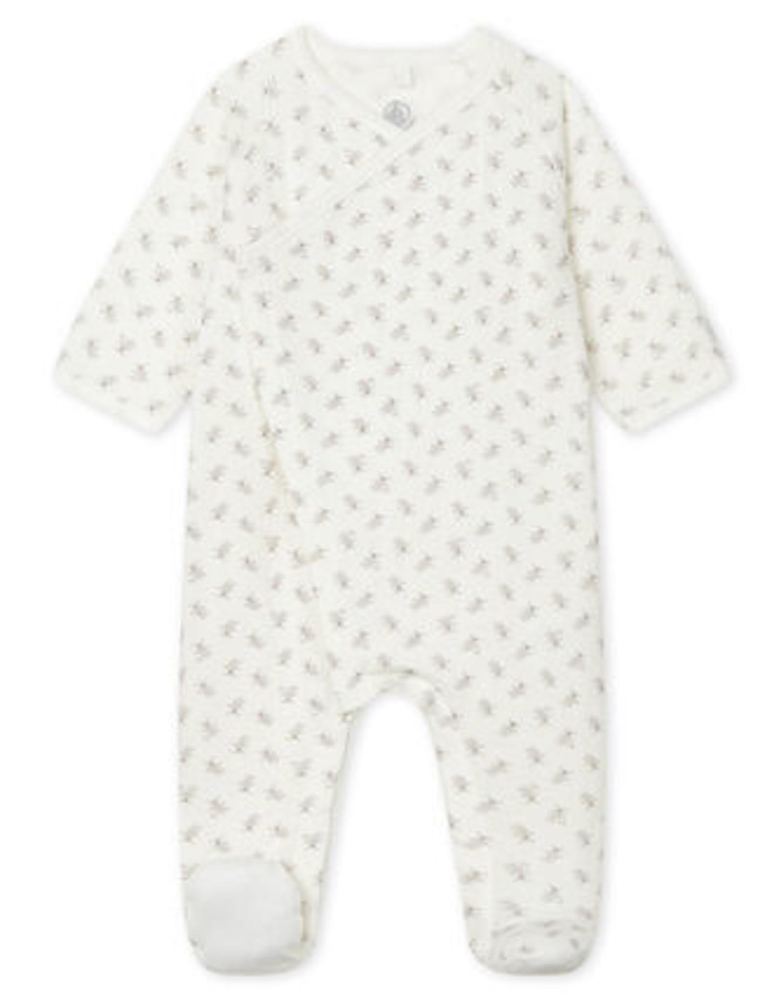 Petit Bateau Baby pajama