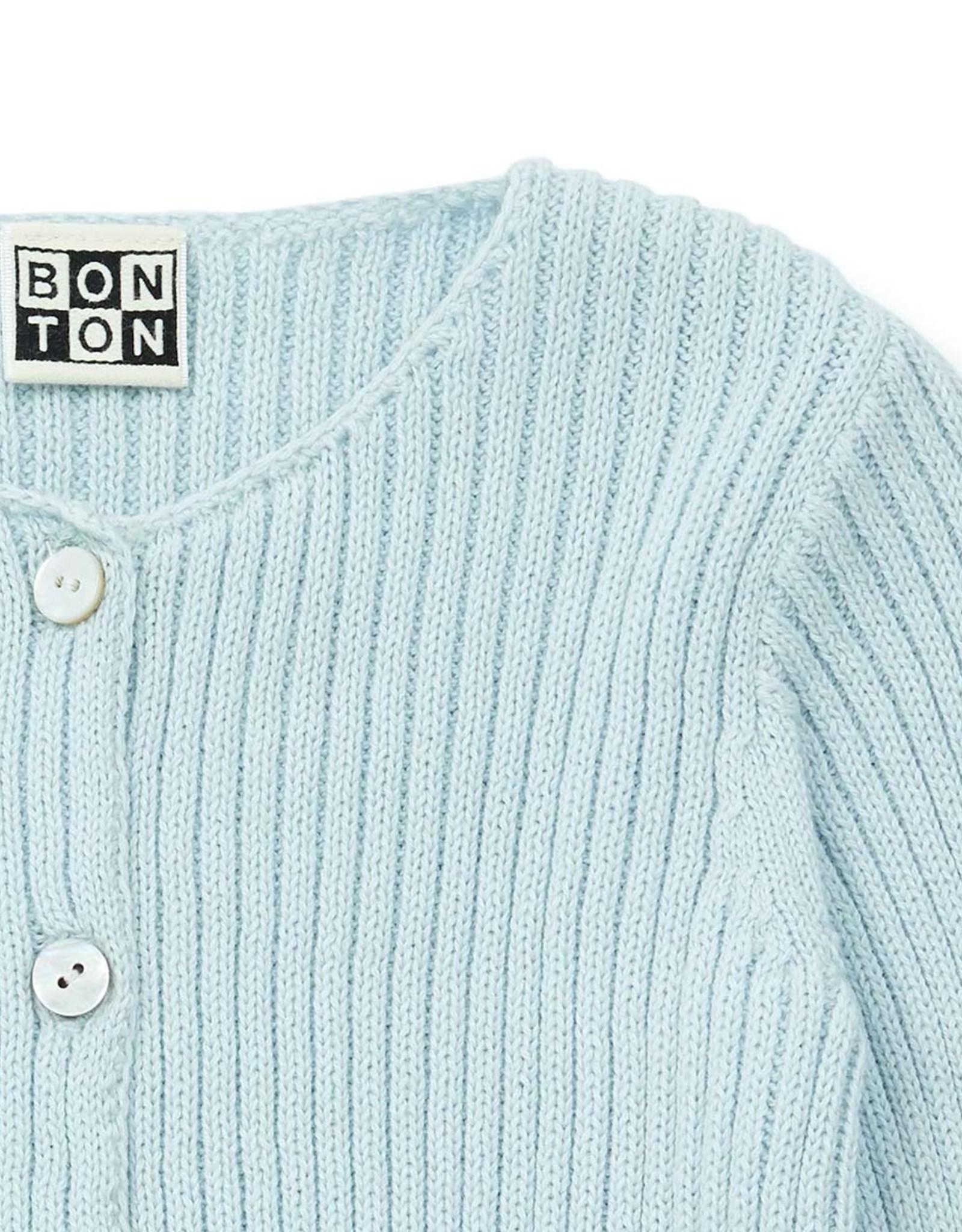 Bonton Cardigan Mouton